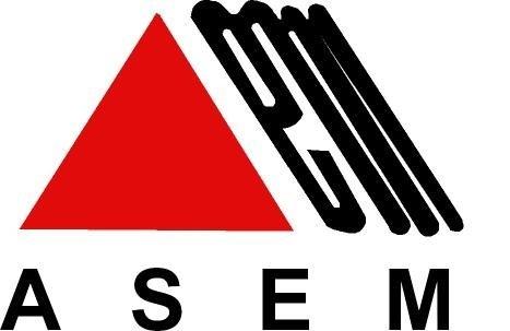 Logo ASEM, Asociación Sevillana de Esclerosis Múltiple