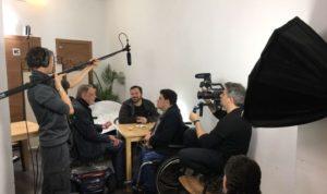Paco Aguilar hace un documental