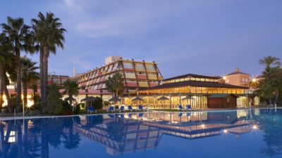 foto hotel Confortel Islantilla