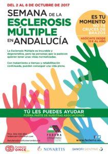 Semana de la Esclerosis Múltiple en Andalucía