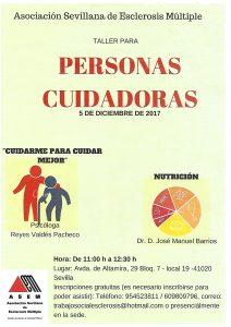 Curso de cuidadores - 5 diciembre