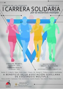 Carrera a beneficio de ASEM