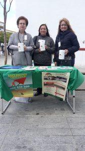 Jornada informativa en Sanlúcar la Mayor