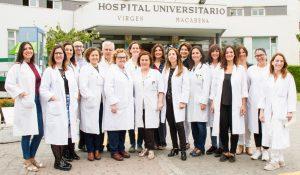Unidad de EM Hospital Macarena