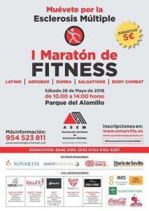 Actividades I Maratón de Fitness
