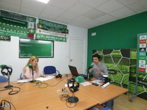 ASEM en Las mañanas de Radio Betis