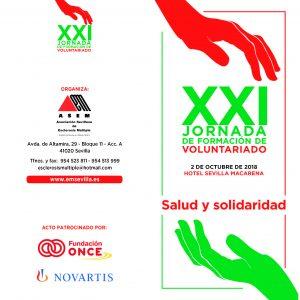 XXI Jornada de Formación Voluntariado