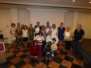 Entrega de Premios ASEM 2018