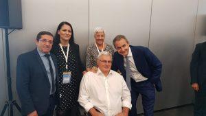 ASEM en II Congreso Internacional de Asistencia Personal