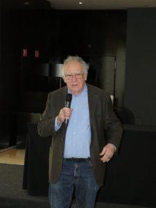 Homenaje al Dr. Guillermo Izquierdo