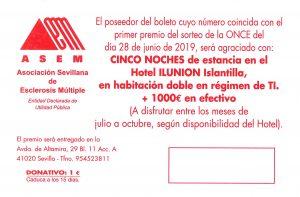 5 noches en el Hotel Ilunión Islantilla con TI + 1.000 €
