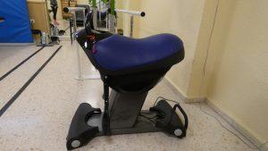 Simulador de hipoterapia
