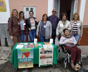 Jornada informativa en Cantillana