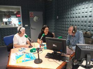 ASEM con Paco Aguilar en