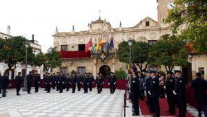 ASEM con la Policía Local de Lora del Río