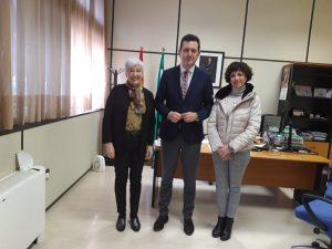 ASEM se reúne con D. José Repiso