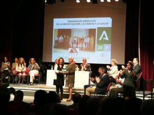 ASEM recibe la Bandera de Andalucía