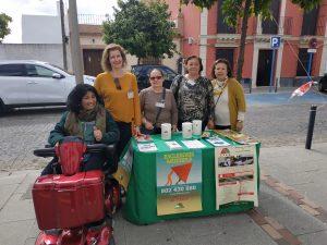 Jornada Informativa en Mairena del Aljarafe