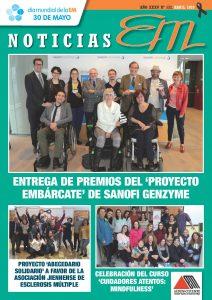 Revista NOTICIAS EM de Abril