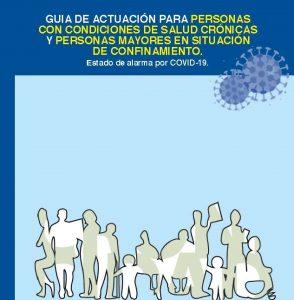 Guía de actuación para personas con condiciones de salud crónicas