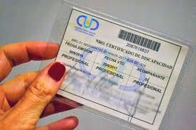 Homologación de certificados de discapacidad