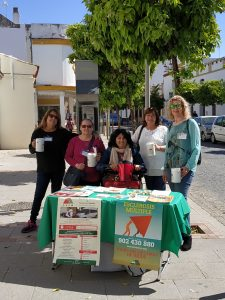 Jornada Informativa en Mairena Aljarafe