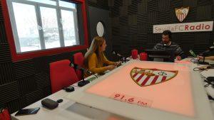 ASEM en la radio del Sevilla FC
