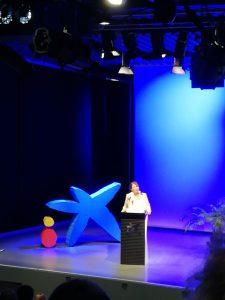 ASEM acude al I Encuentro de Acción Social (CaixaBank)