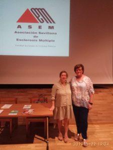 ASEM participa en el Día Internacional de la Salud en la Mujer (Santiponce)