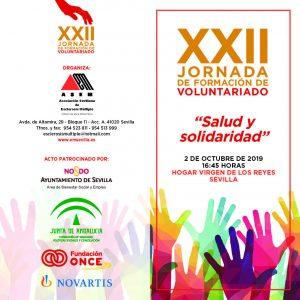 XXII Jornada de Voluntariado