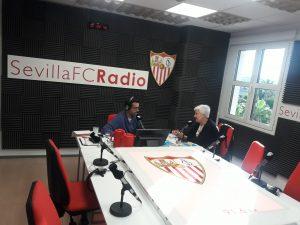 ASEM en Sevilla FC Radio