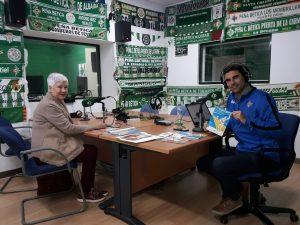 ASEM en Radio Betis con Eduardo Carrillo