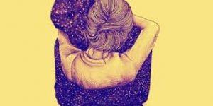 La fuerza de un abrazo