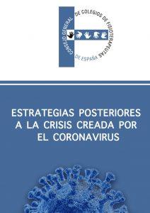 Estrategias posteriores a la crisis creada por el coronavirus
