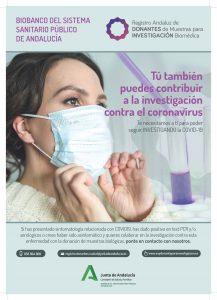 ¿Quieres colaborar en la investigación contra el coronavirus?
