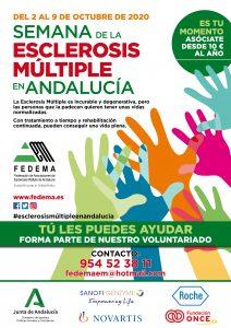 Semana de la EM en Andalucía - del 2 al 9 de octubre