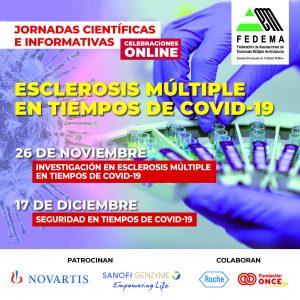 Jornadas Científicas e informativas FEDEMA- 26/11/2020 y 17/12/2020