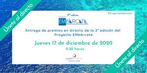 2ª Edición del Proyecto EMbárcate de Sanofi