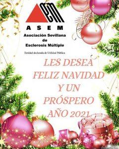 ASEM les desea Feliz Navidad!!