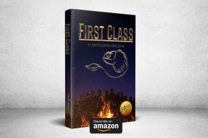 Libro a beneficio de ASEM- FIRST CLASS