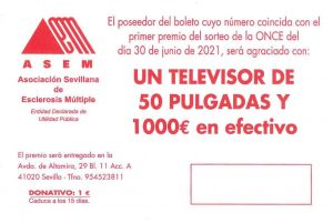 Un TV de 50