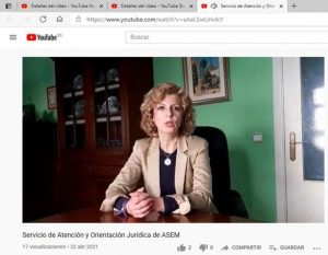 Servicio de Atención y Orientación Jurídica