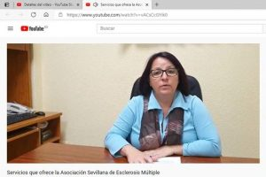 Servicios que ofrece la Asociación Sevillana de Esclerosis Múltiple