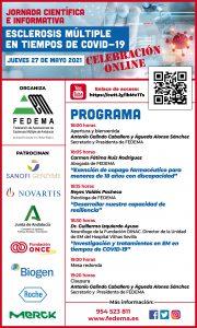 Jornada Científica de FEDEMA - 27 de mayo en YouTube