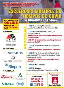 XVIII Jornada Científica e informativa sobre EM